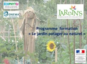 Formation jardin au naturel